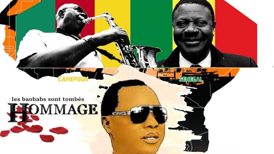 Musique:Petit Pays accuse les africains des décès de Manu Dibango et Pape Diouf