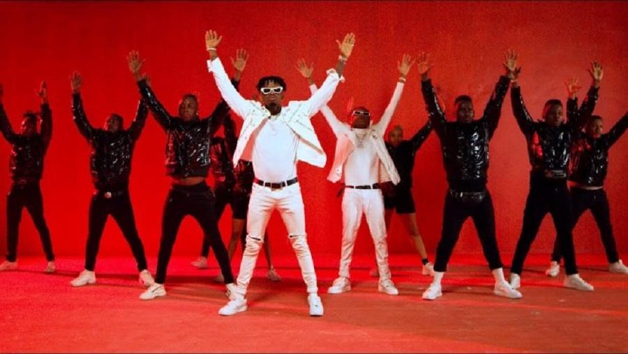 Yope remix d'Innoss'B et Diamond Platnumz atteint 100 millions de vues Youtube