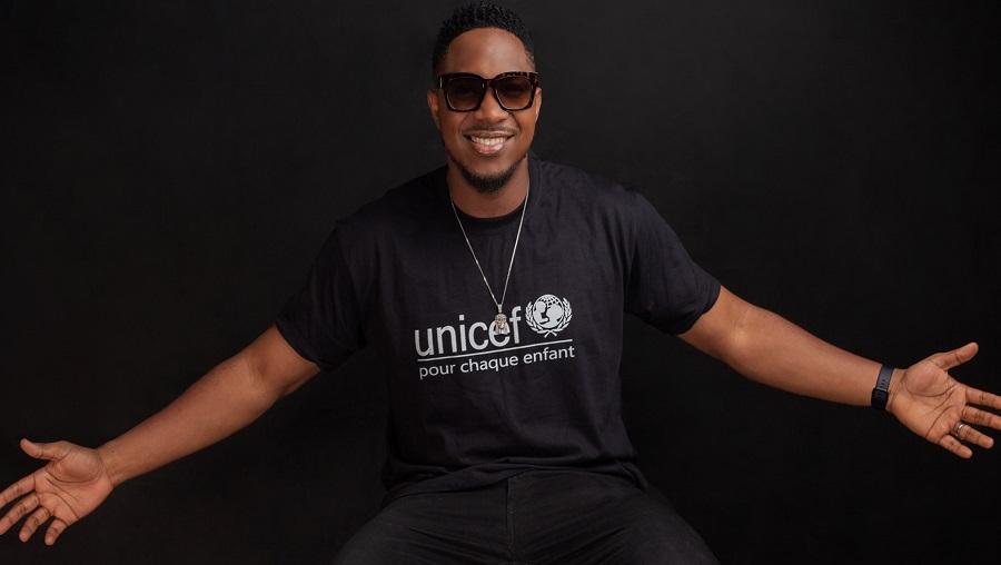Stanley Enow nouvel ambassadeur national de l'UNICEF Cameroun