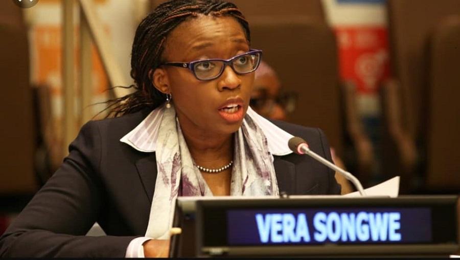 Vera Songwe classée parmi les 100 femmes les plus influentes d'Afrique en 2020