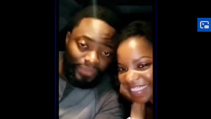 Vidéo: Découvrez Daphné Njié et son fiancé plus amoureux que jamais
