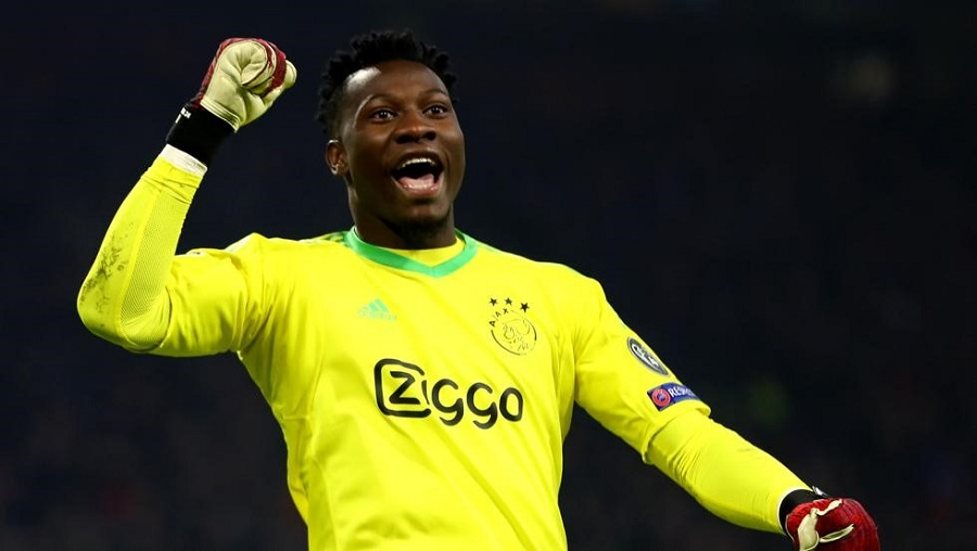 André Onana et l'Ajax veulent retrouver les sommets de la LDC