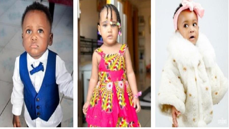 Top : Ces enfants de stars qui ont leur propre compte Instagram