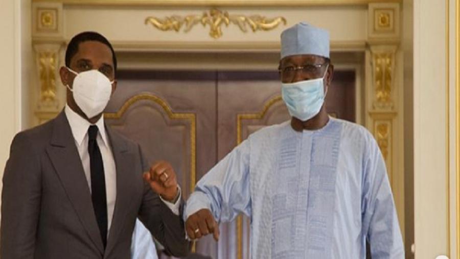 Samuel Eto'o nommé ambassadeur itinérant à la présidence du Tchad