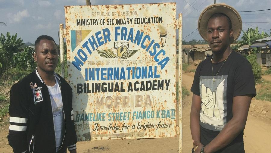 L'association des artistes «MAC» au chevet des familles endeuillées de Kumba