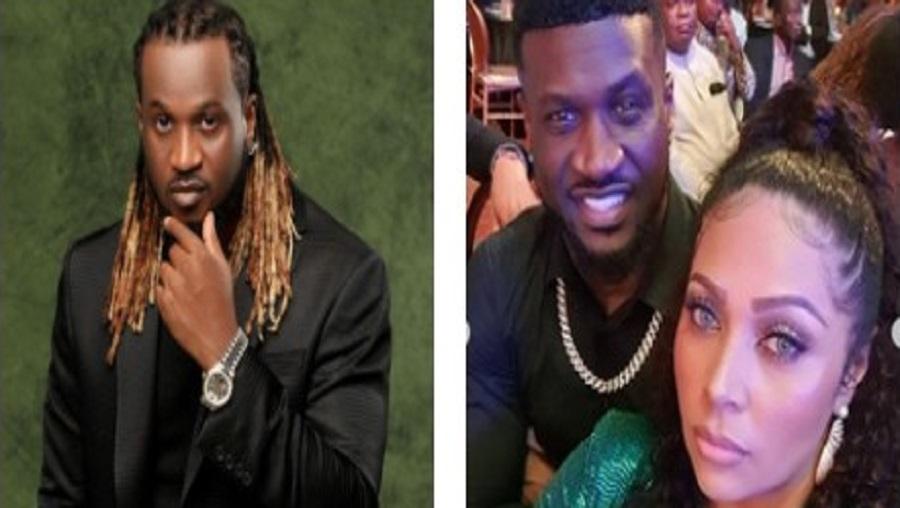 P-Square:Paul Okoye lave la femme de son frère jumeau lors de leur anniversaire
