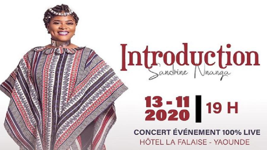 Sandrine Nnanga dévoile la playlist de son tout premier album