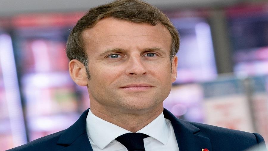 France: Emmanuel Macron testé positif au coronavirus