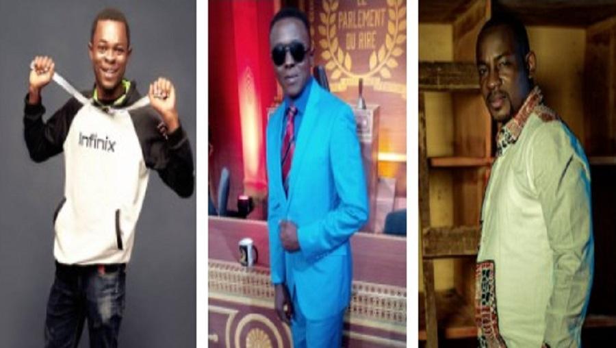 RFI prix talents du rire: 03 humouristes camerounais en finale