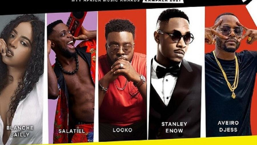 Cinq artistes camerounais à présents nominés au MTV MAMA