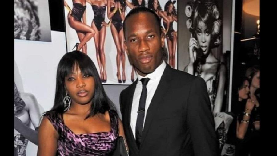Didier Drogba confirme son divorce après 20 ans de mariage