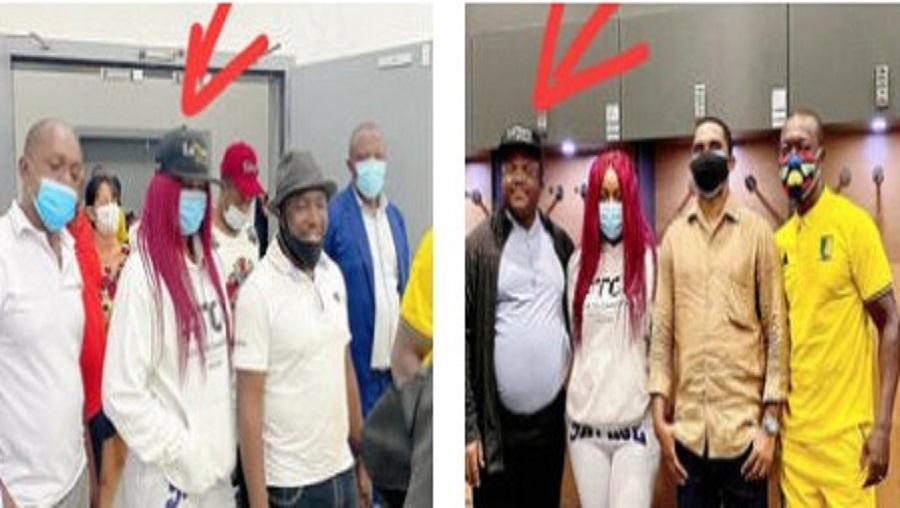Voici pourquoi Muriel Blanche et Dieudonné Ivaha ont la même casquette