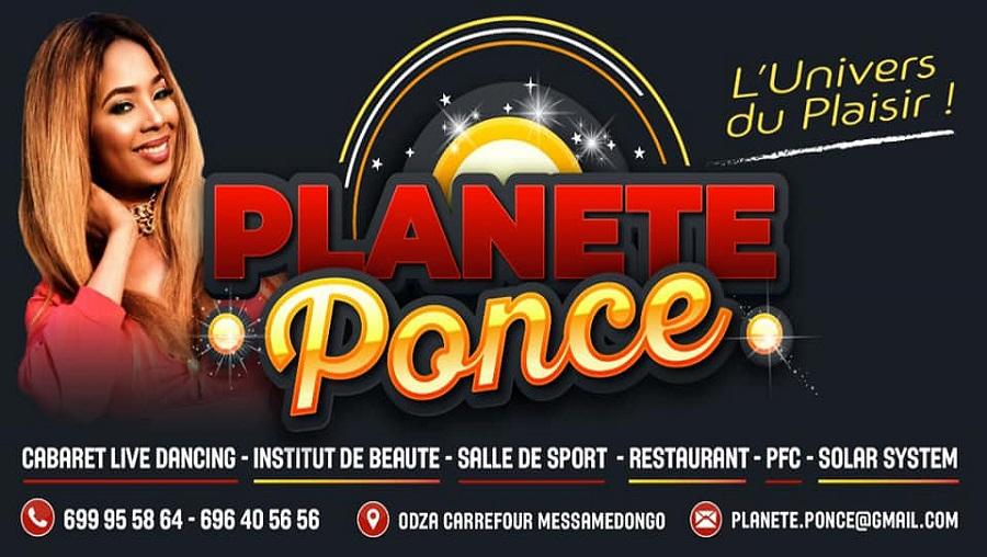 Lady Ponce ouvre un complexe de détente à Yaoundé nommé «Planète Ponce»