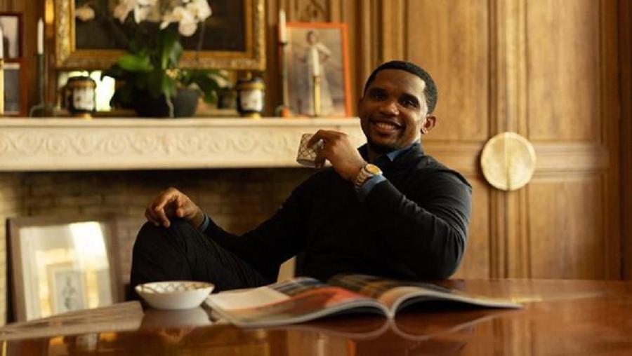 La montre Rolex à 34 millions de Fcfa de Samuel Eto'o qui fait jaser la toile