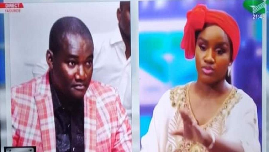 Télévision : Le duel Nathalie Koah – Steve Fah enflamme la toile