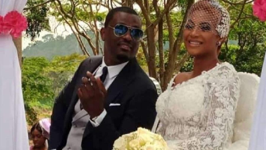 Coco Emilia confisque Internet pour son mariage civil