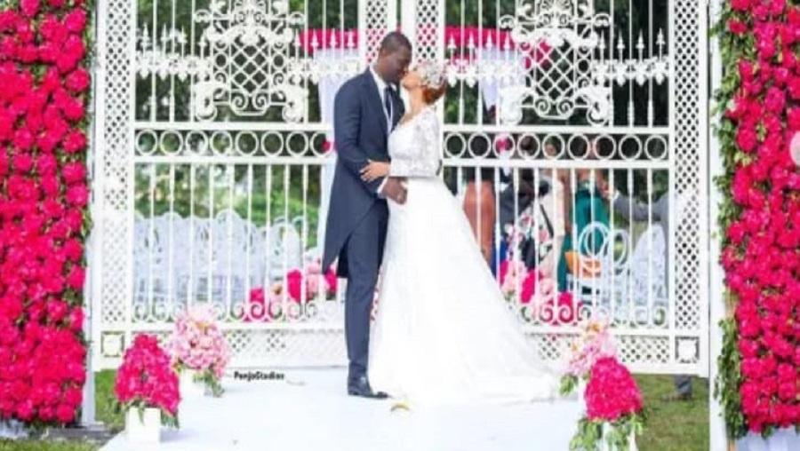 Canal+ révèle tous les secrets du mariage de Coco Emilia et Francis Mvemba