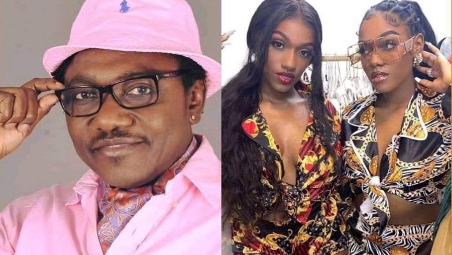 Ndedi Eyango s'excuse au nom de ses filles sur Facebook