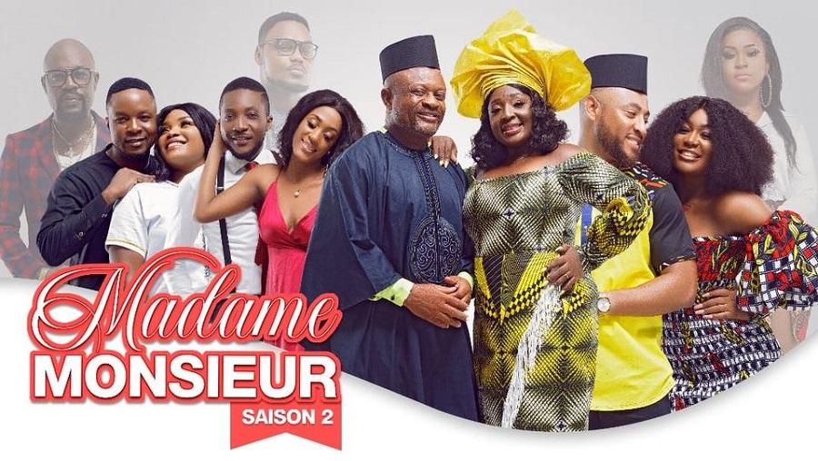 Série Madame Monsieur saison 2: la sortie officielle c'est ce 03 juillet
