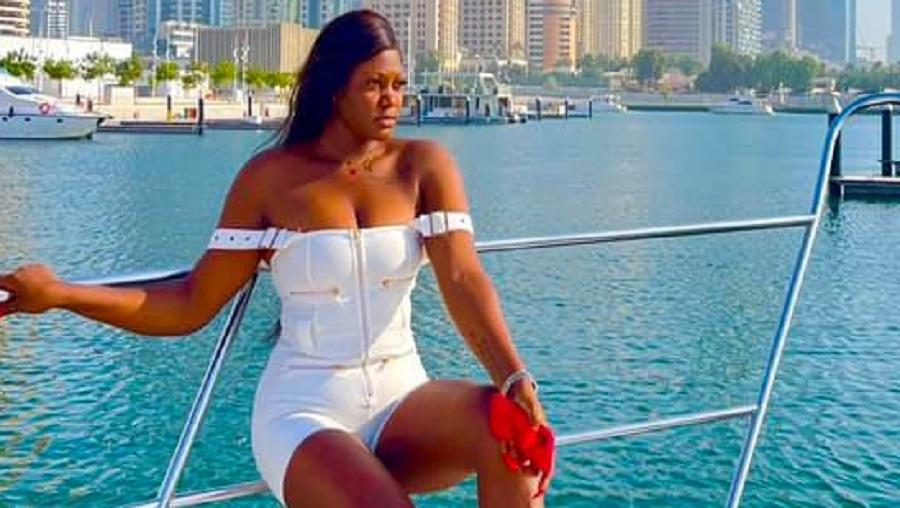 La chanteuse Nika en cellule à Dubaï appelle à l'aide