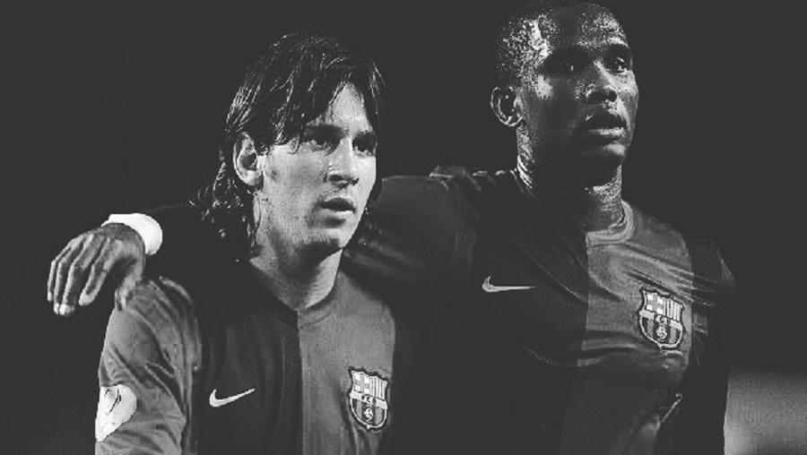 Samuel Eto'o: son message émouvant à Lionel Messi qui quitte le barca