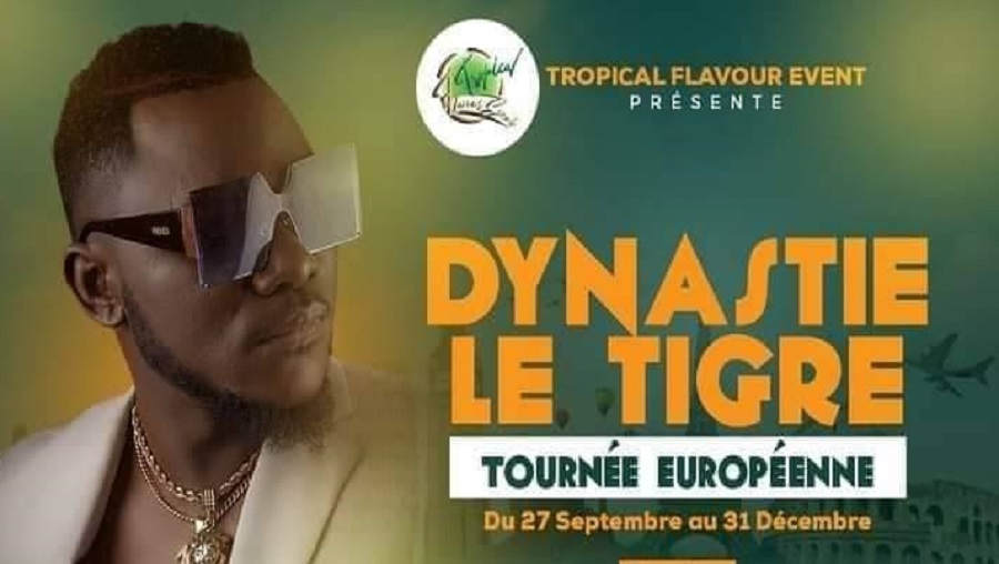 Dynastie le Tigre prépare une tournée Européenne