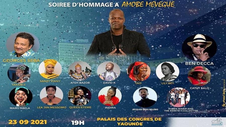 Amobe Mevegue: Les artistes camerounais organisent un concert hommage ce 23 septembre pour le journaliste disparu