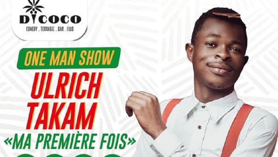 Ulrich Takam en spectacle en Côte d'Ivoire en octobre