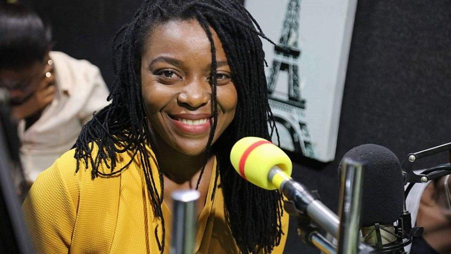 Charlotte Ntamack dans le jury de la première édition des Awards du rire Africain