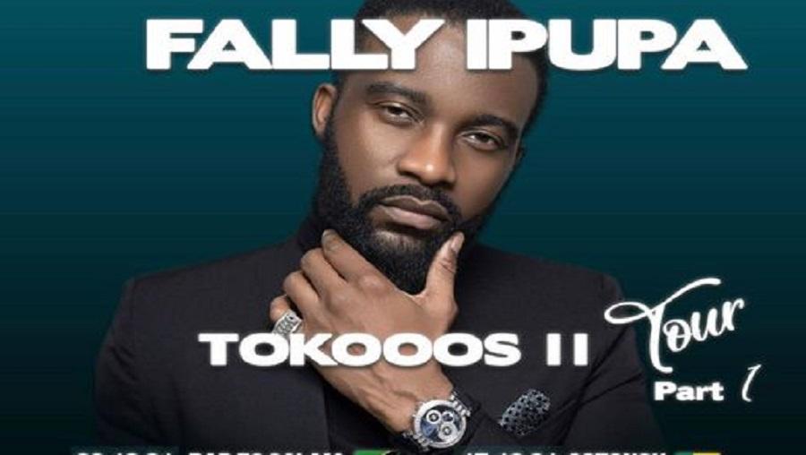 Fally Ipupa en tournée africaine dès le 09 octobre prochain. Découvrez ses concerts au Cameroun