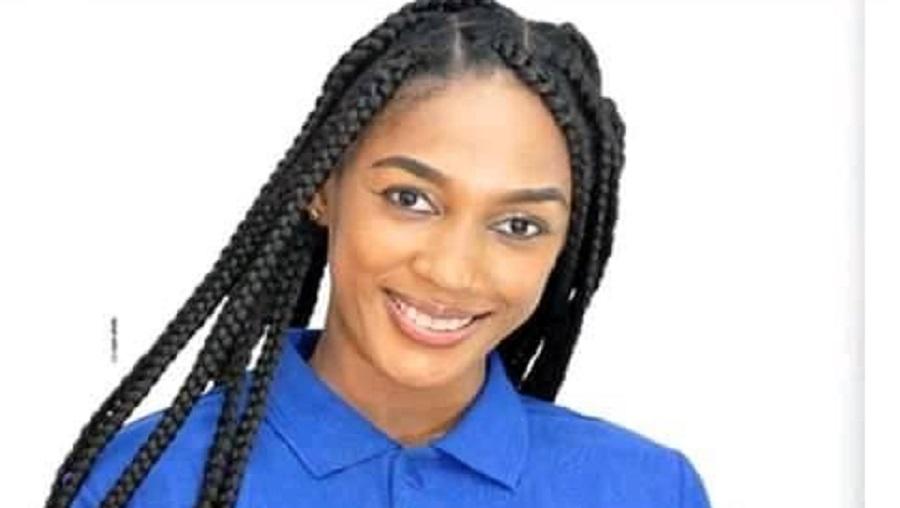 L'actrice Julia Samantha candidate à Miss Cameroun 2022