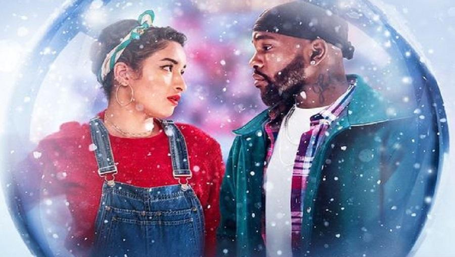Tayc en vedette du film français «Christmas Flow»